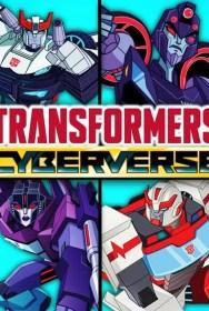 show Transformers: Cyberverse