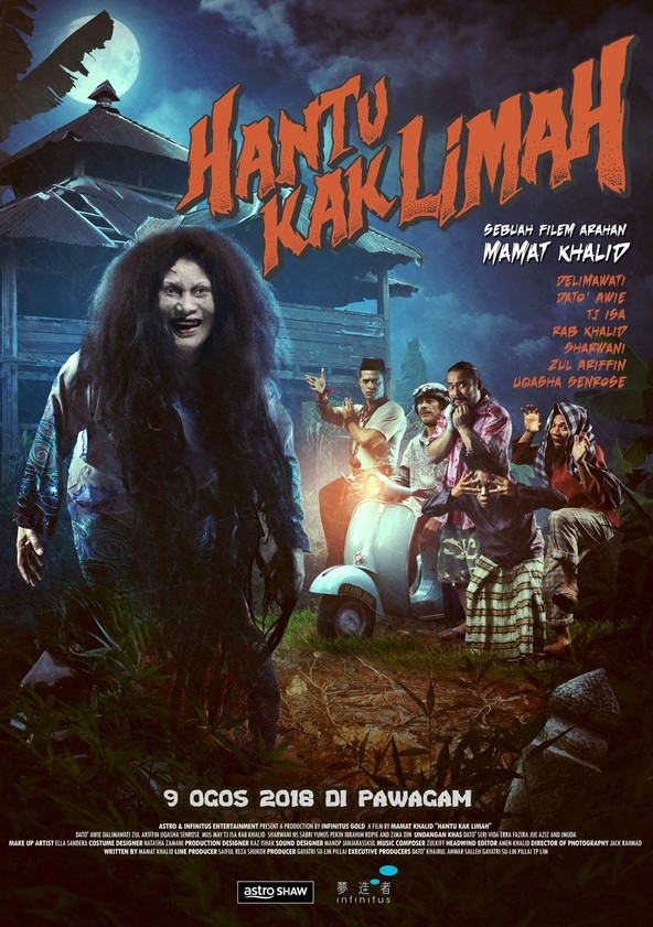 Hantu Kak Limah 2018 : hantu, limah, Hantu, Limah, Streaming:, Where, Watch, Online?