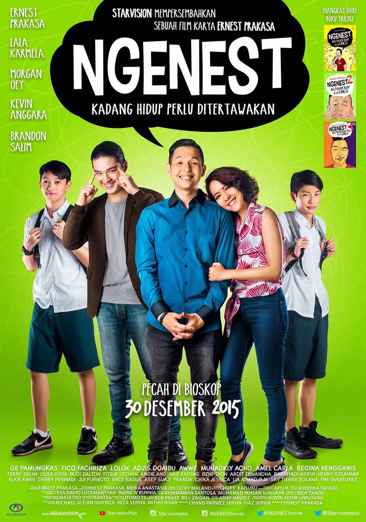 Streaming Film Ngenest : streaming, ngenest, Ngenest, Movie:, Where, Watch, Streaming, Online