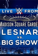 movie WWE Live from Madison Square Garden (2015)