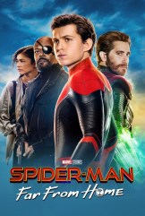 movie Spider-Man: Far From Home (2019)