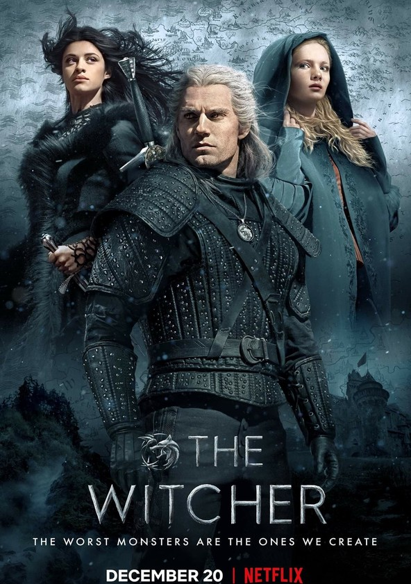 The Witcher Streaming Serie : witcher, streaming, serie, Witcher, Watch, Streaming, Online