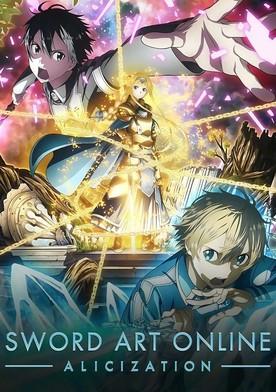 Sword Art Online Season 3 Episode 36 : sword, online, season, episode, Sword, Online, Season, Watch, Episodes, Streaming