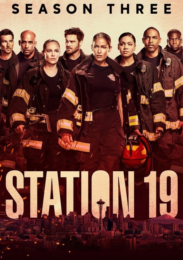 Grey's Anatomy : Station 19, saison 3 - Casting