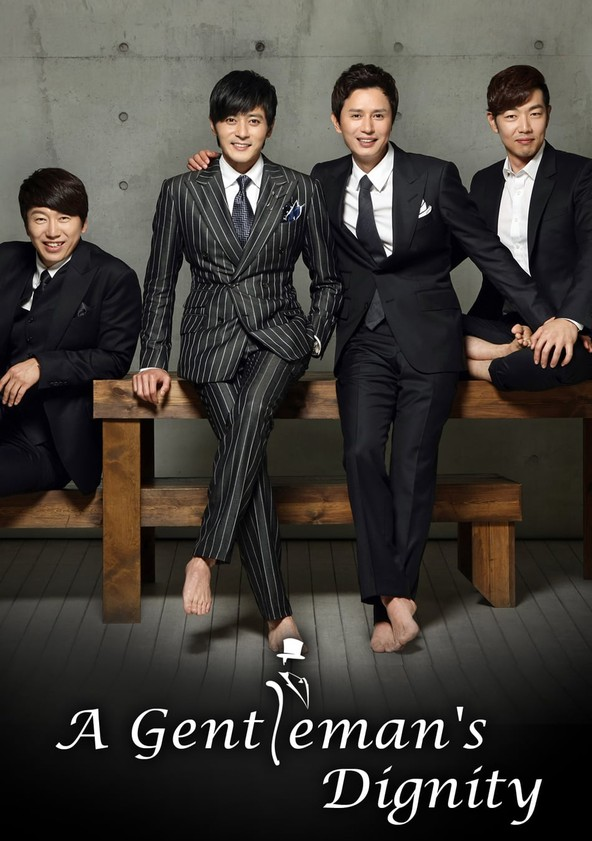Nonton Series A Gentleman's Dignity (2012) Sub Indo Gratis