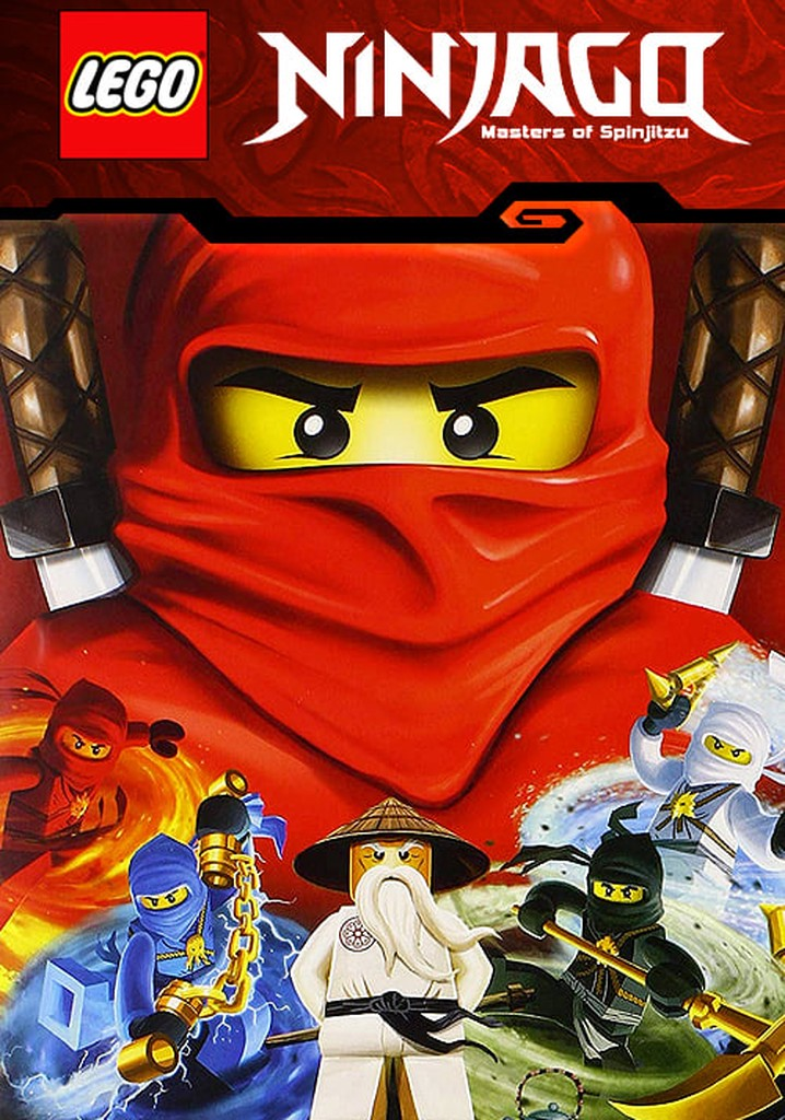 Lego Movie 2 Streaming Vf : movie, streaming, Ninjago:, Masters, Spinjitzu, Streaming, Online