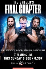 movie WWE The Shield's Final Chapter (2019)