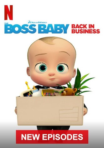 Download Baby Boss Sub Indo : download, Baby:, Business, Streaming, Online