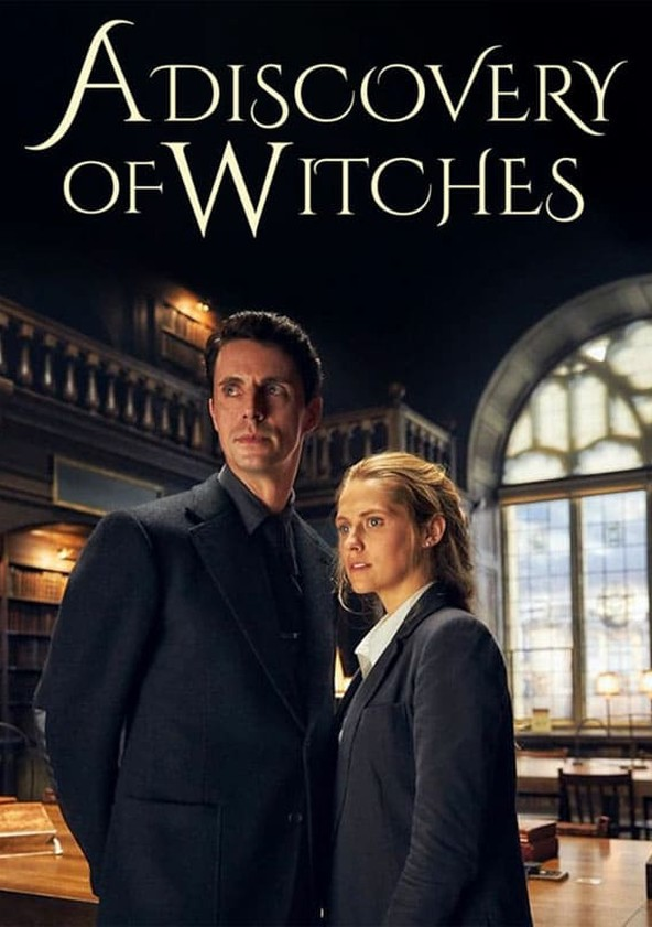A Discovery Of Witches Streaming : discovery, witches, streaming, Regarder, Série, Discovery, Witches, Streaming