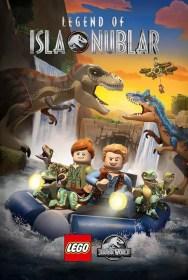 show LEGO Jurassic World: Legend of Isla Nublar