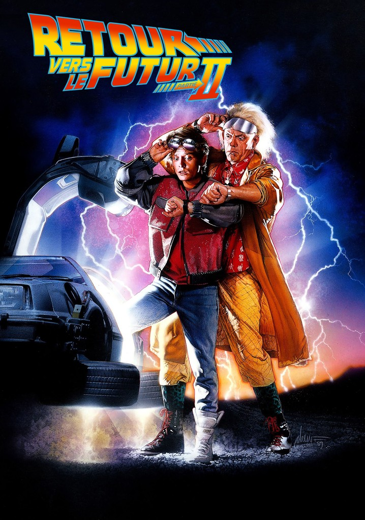 Retour Vers Le Futur 2 Streaming : retour, futur, streaming, Regarder, Future, Streaming