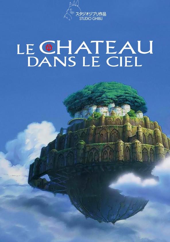 Le château dans le ciel - Joe Hisaishi - Vinyle album