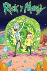 show Rick y Morty