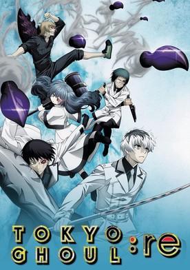 Tokyo Ghoul Re Saison 4 : tokyo, ghoul, saison, Tokyo, Ghoul, Season, Watch, Episodes, Streaming, Online
