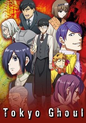Streaming Tokyo Ghoul Re Sub Indo : streaming, tokyo, ghoul, Tokyo, Ghoul, Season, Mudah