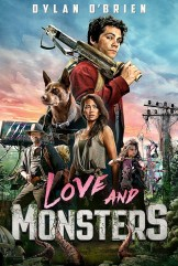 movie Love and Monsters