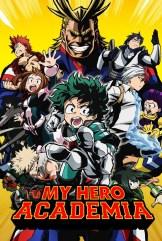 show My Hero Academia