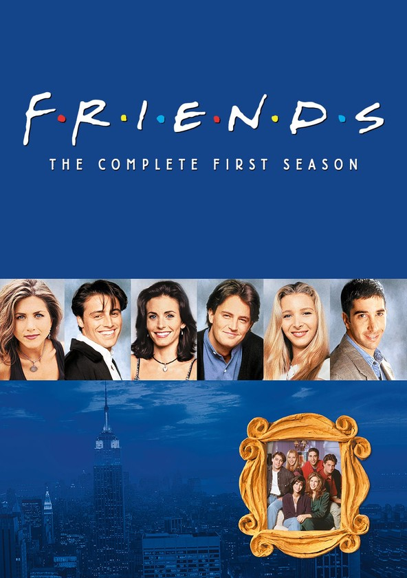 Friends Streaming Saison 1 : friends, streaming, saison, Friends, Season, Watch, Episodes, Streaming, Online