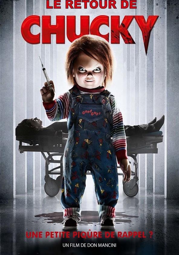 Le Retour De Chucky Streaming : retour, chucky, streaming, Regarder, Retour, Chucky, Streaming, Complet
