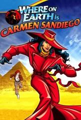 show Where on Earth is Carmen Sandiego?