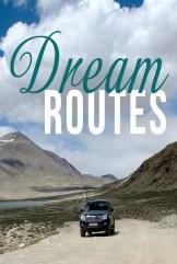 show Dream Routes