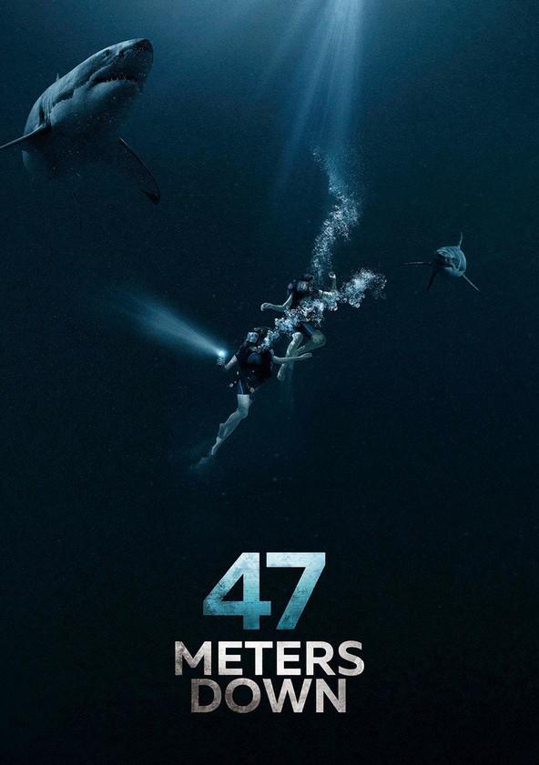 47 Meters Down Streaming : meters, streaming, Meters, Streaming:, Where, Watch, Online?
