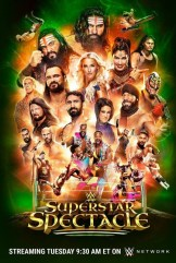 movie WWE Superstar Spectacle (2021)