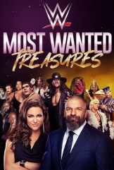 show WWE's Most Wanted Treasures