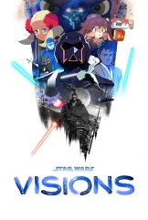 show Star Wars: Visions