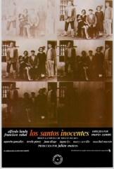 movie Los santos inocentes