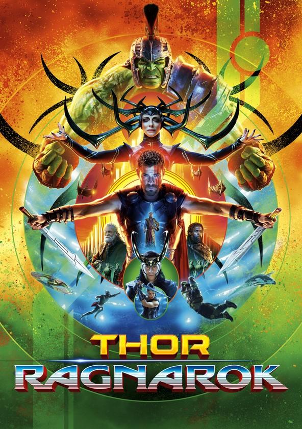 Thor Ragnarok 3D BD [Blu-Ray] [2017] [Region Free]: Amazon