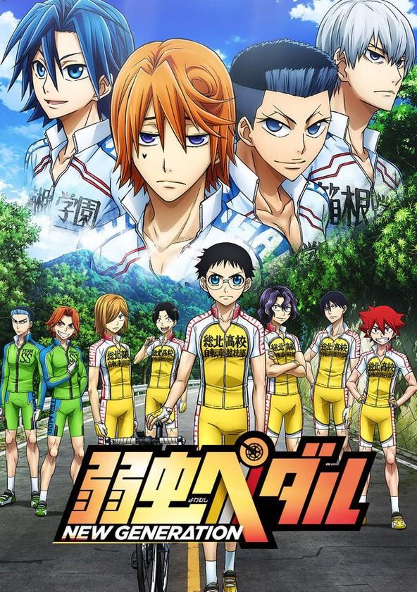 Download Anime Yowamushi Pedal Season 3 : download, anime, yowamushi, pedal, season, Yowamushi, Pedal, Season, Watch, Episodes, Streaming, Online