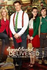 movie Signed, Sealed, Delivered for Christmas (2014)