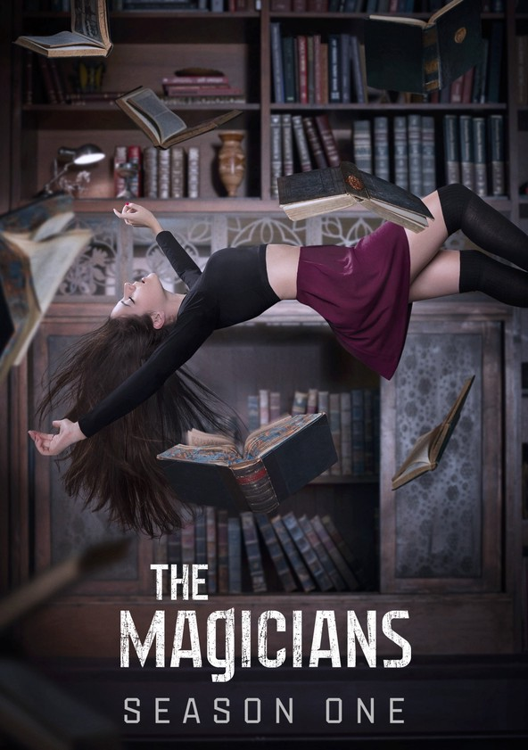 The Magicians Streaming Season 1 : magicians, streaming, season, Magicians, Season, Watch, Episodes, Streaming, Online