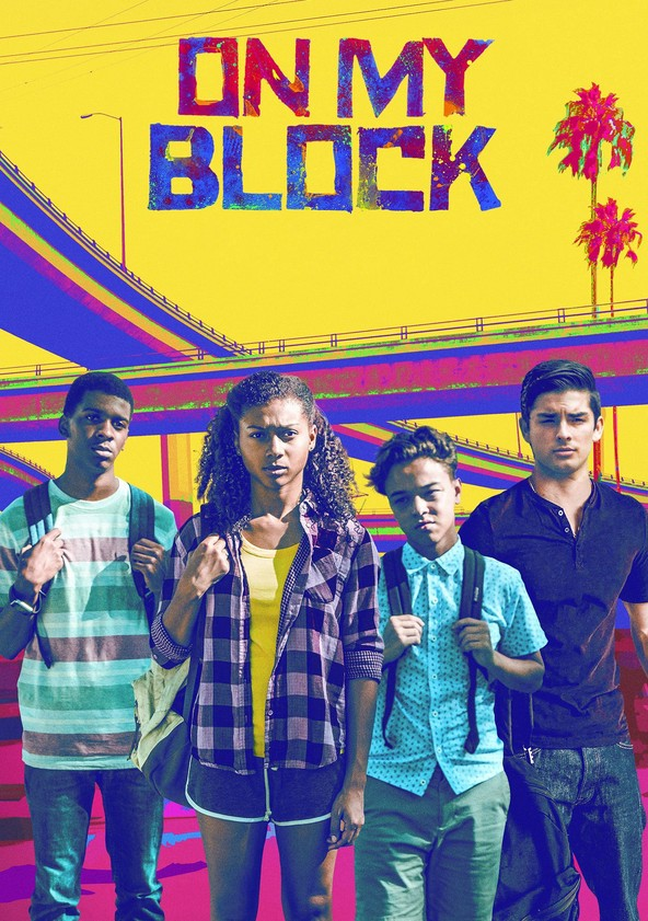 On My Block Streaming : block, streaming, Block, Watch, Streaming, Online