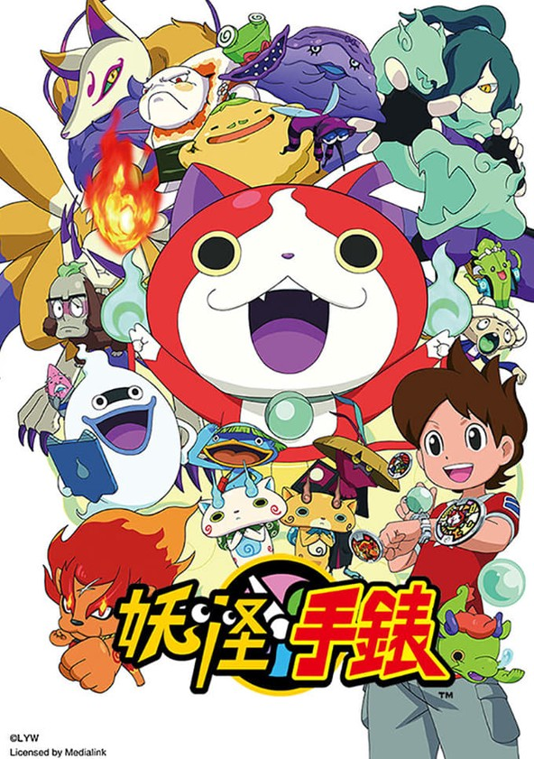 Yo Kai Watch Saison 3 Streaming : watch, saison, streaming, Yo-Kai, Watch, Season, Episodes, Streaming, Online