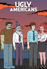 show Ugly Americans