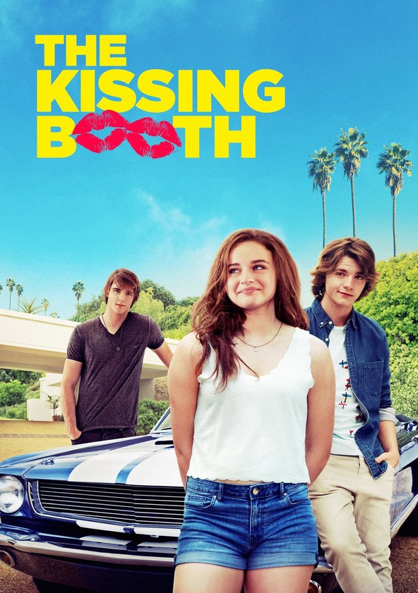 Watch The Kissing Booth Online free - ev01.net