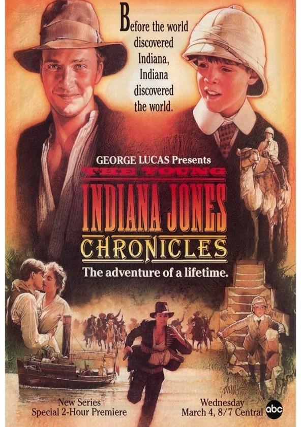Indiana Jones 3 Streaming : indiana, jones, streaming, Young, Indiana, Jones, Chronicles, Streaming