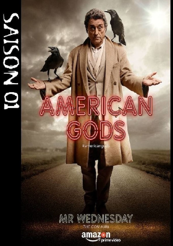 American Gods Saison 1 Streaming : american, saison, streaming, Saison, American, Streaming:, Regarder, épisodes?
