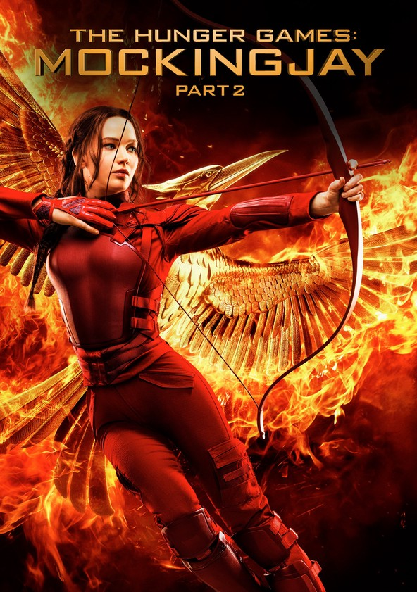 Hunger Game 2 Streaming : hunger, streaming, Hunger, Games:, Mockingjay, Streaming