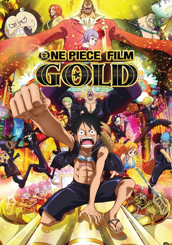 Watch ONE PIECE FILM GOLD 〜episode 0〜 711ver. - Funimation