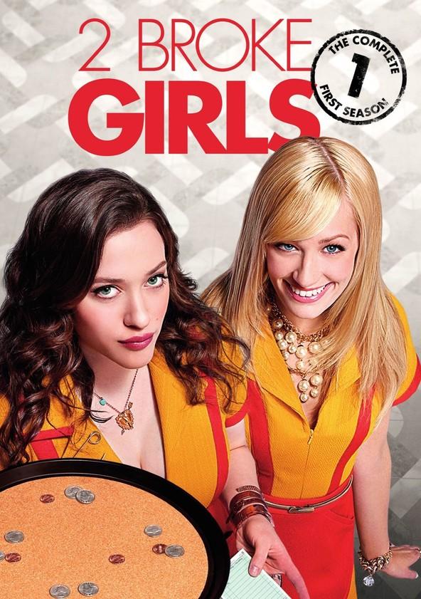 2 Broke Girls Streaming : broke, girls, streaming, Broke, Girls, Season, Streaming