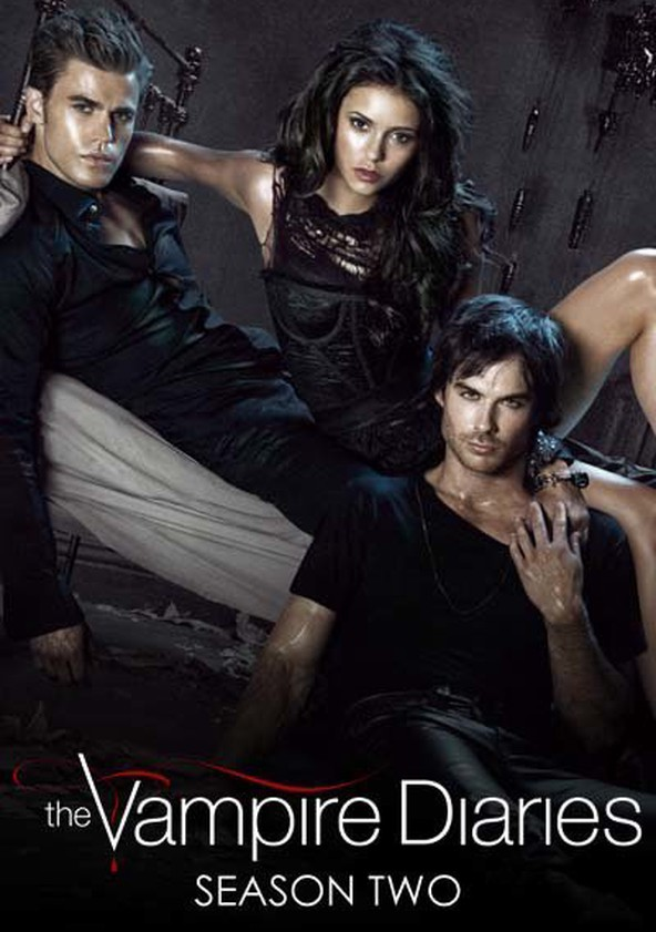 The Vampire Diaries Saison 2 Streaming : vampire, diaries, saison, streaming, Vampire, Diaries, Season, Watch, Episodes, Streaming, Online