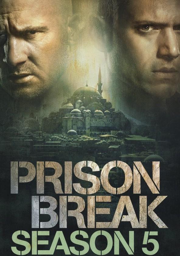Nonton Prison Break Season 5 : nonton, prison, break, season, Prison, Break, Season, Watch, Episodes, Streaming, Online