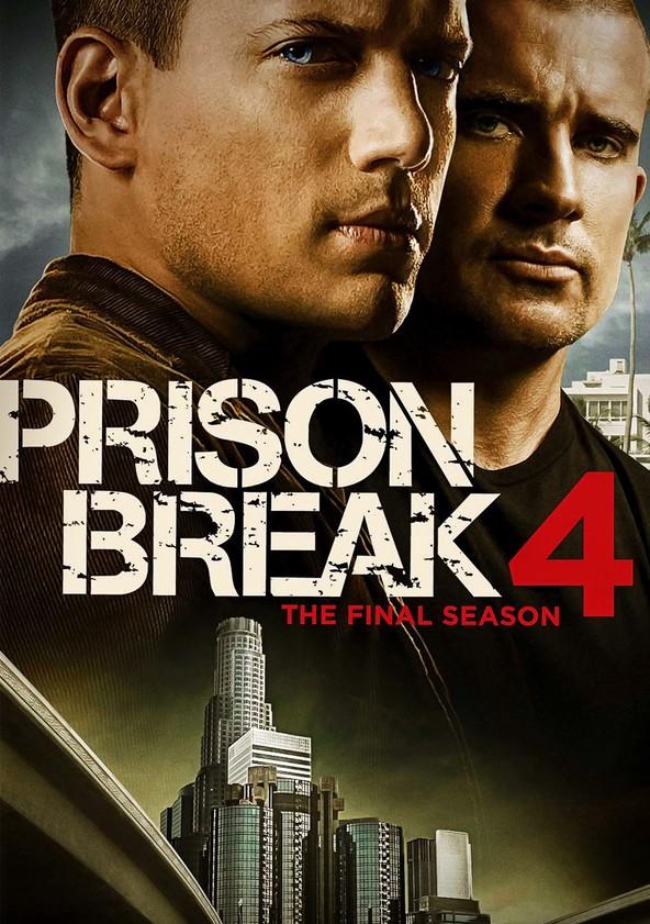 Nonton Prison Break Season 4 : nonton, prison, break, season, Prison, Break, Season, Watch, Episodes, Streaming, Online