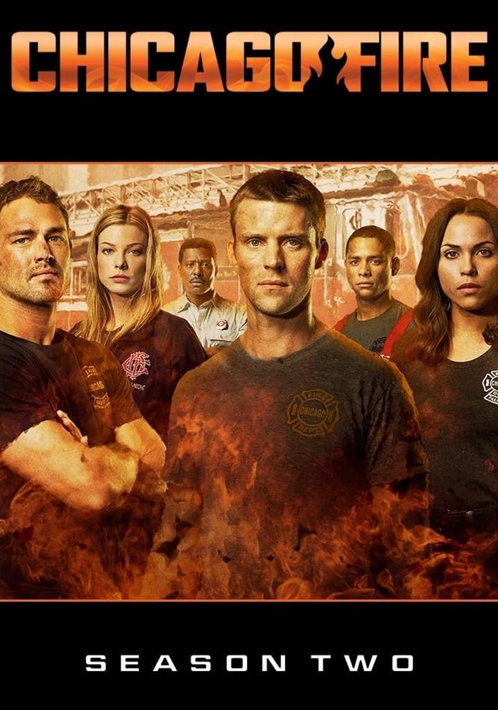 Chicago Fire Saison 2 Streaming : chicago, saison, streaming, Chicago, Season, Watch, Episodes, Streaming, Online