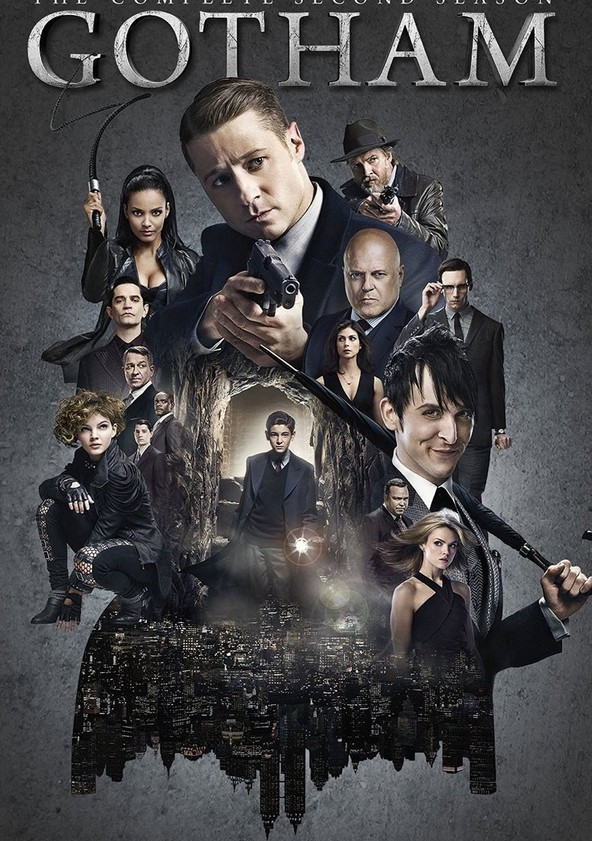 Gotham Saison 5 Episode 9 Streaming : gotham, saison, episode, streaming, Gotham, Season, Watch, Episodes, Streaming, Online