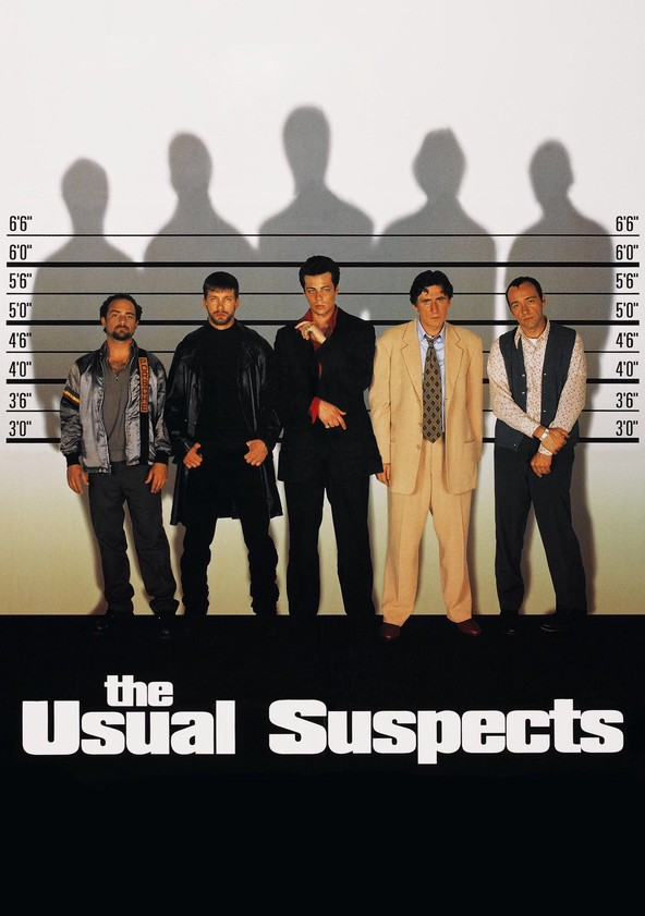 The Usual Suspects (1995) - Stream and Watch Online