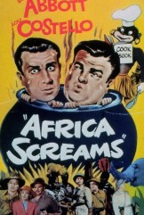 movie Africa Screams (1949)